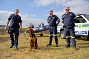 Community policing dog squad